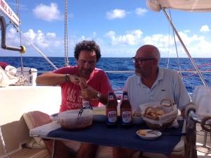 Per i miei amici tarantini.: la raffo in oceano!!!!